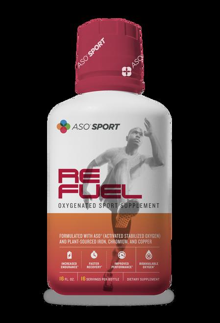 ASO Sport Re-Fuel | 16 Fl. Oz. |