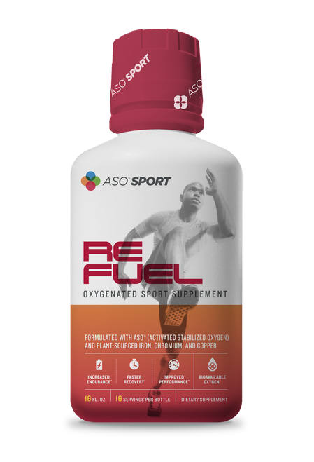 ASO Sport Re-Fuel | 16 Fl. Oz. |