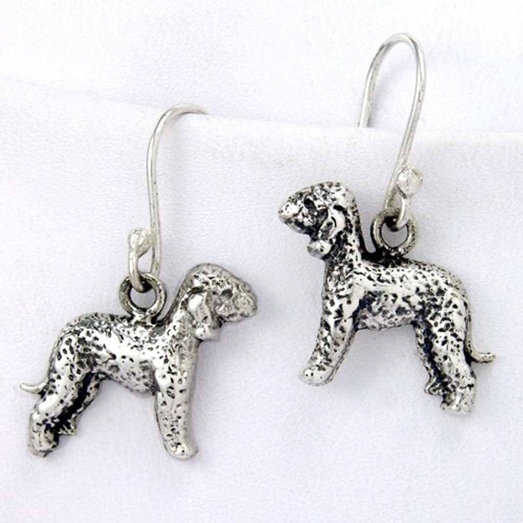Bedlington Terrier Earrings
