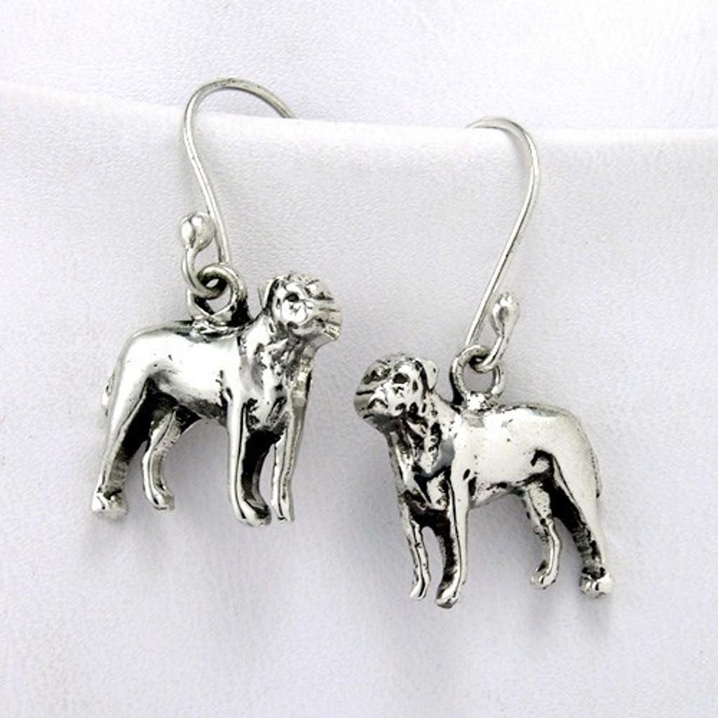 Bull Mastiff Earrings