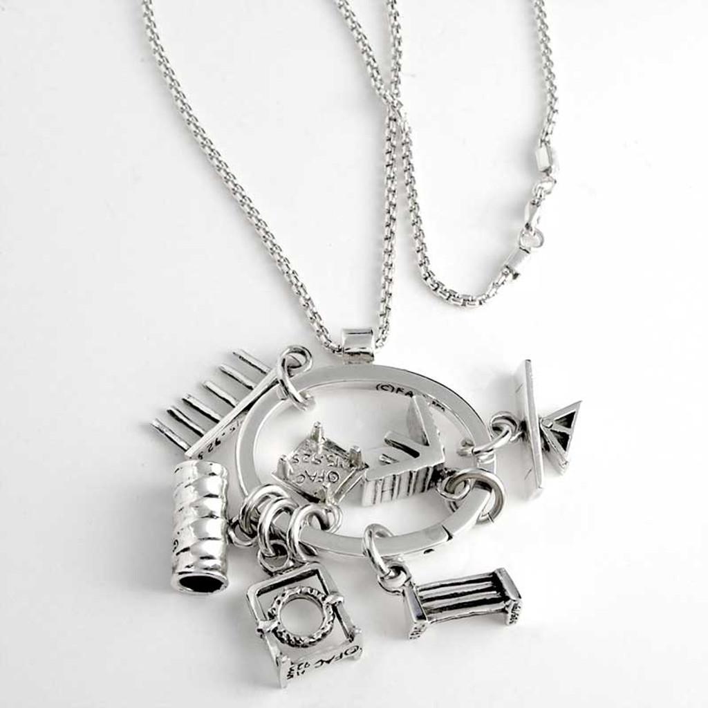Agility Charm Necklace
