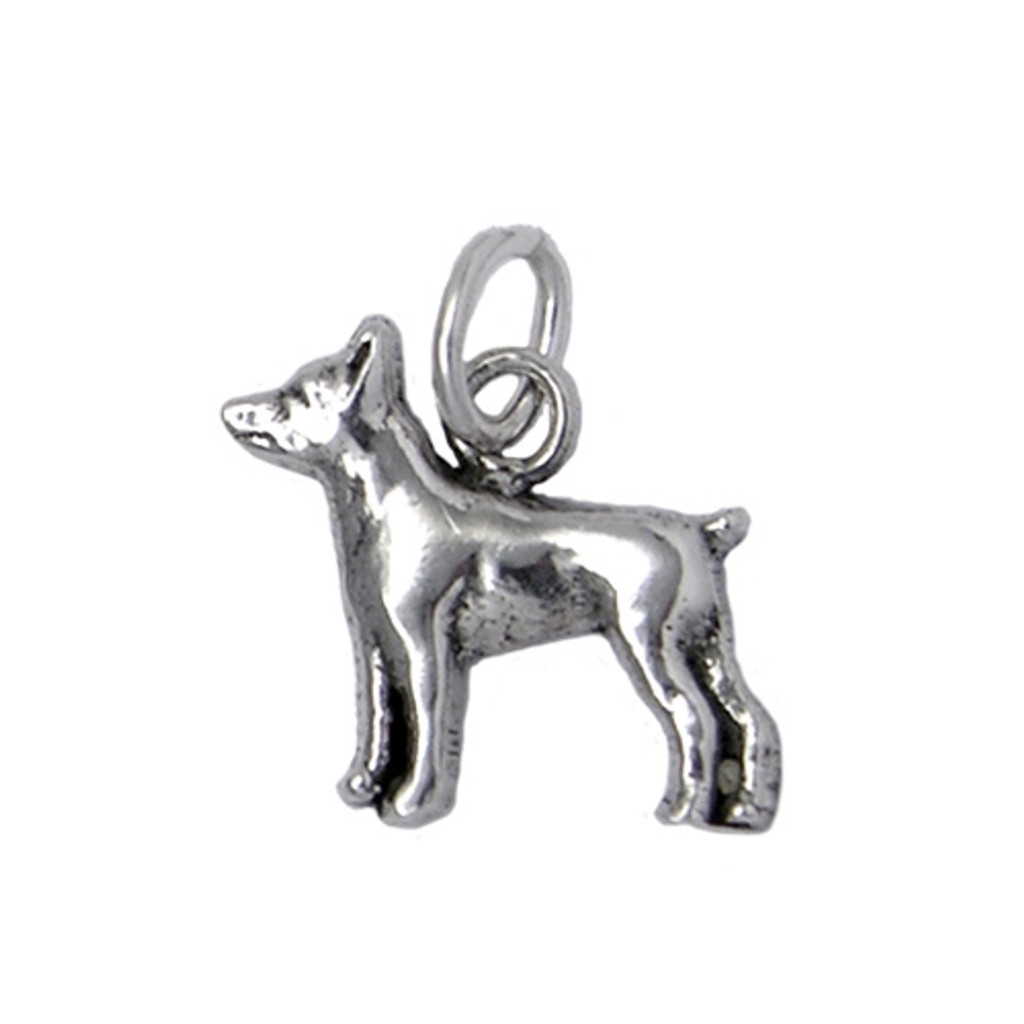 Rat Terrier Small Charm
