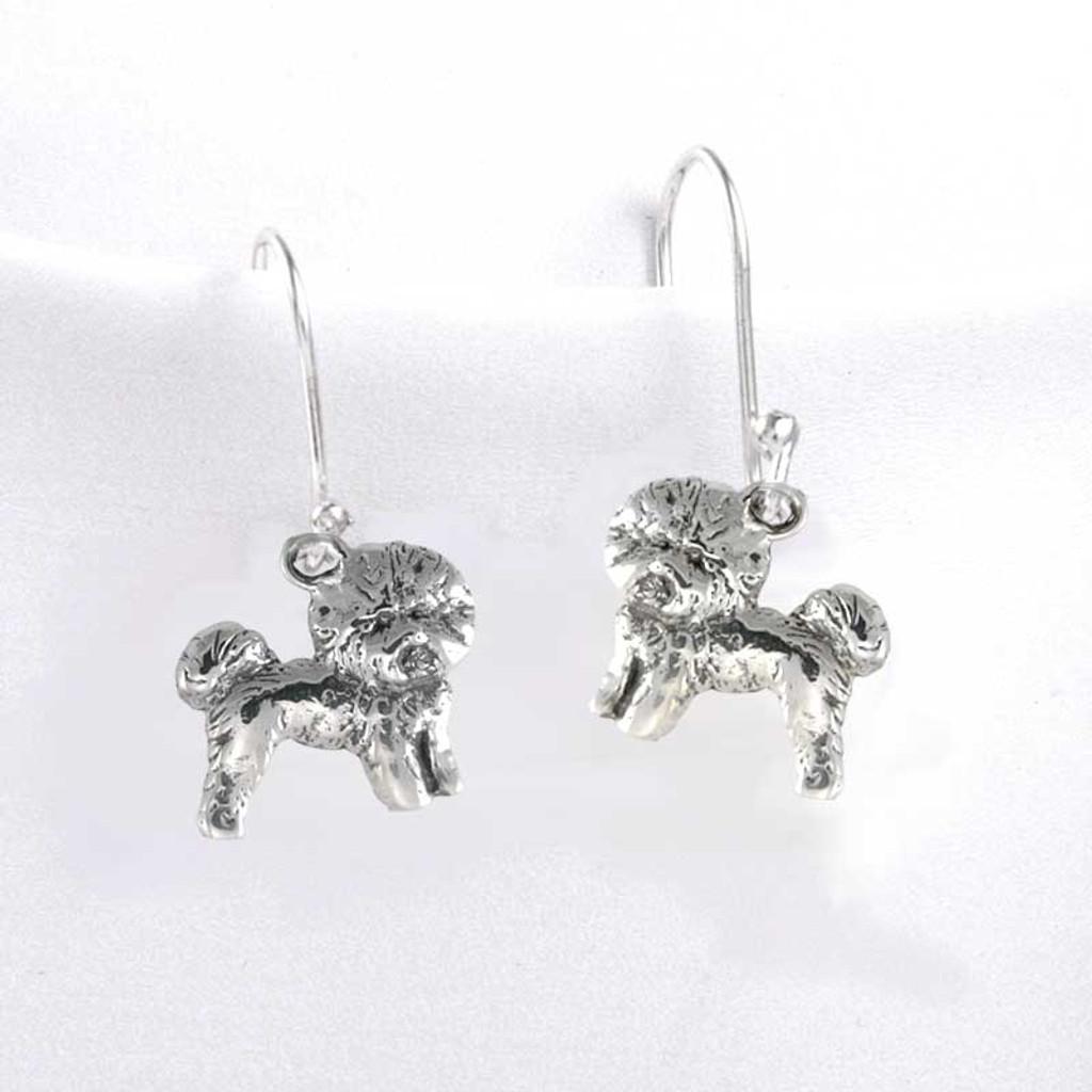 Bichon Frise II Earrings