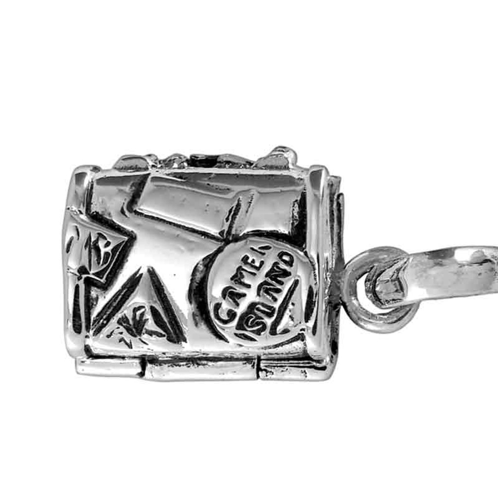 Suitcase Charm Articulated
