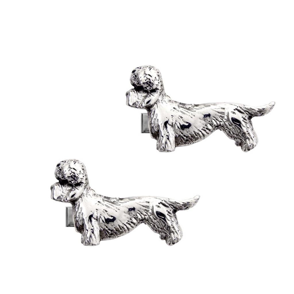 Dandie Dinmont Terrier Cufflinks