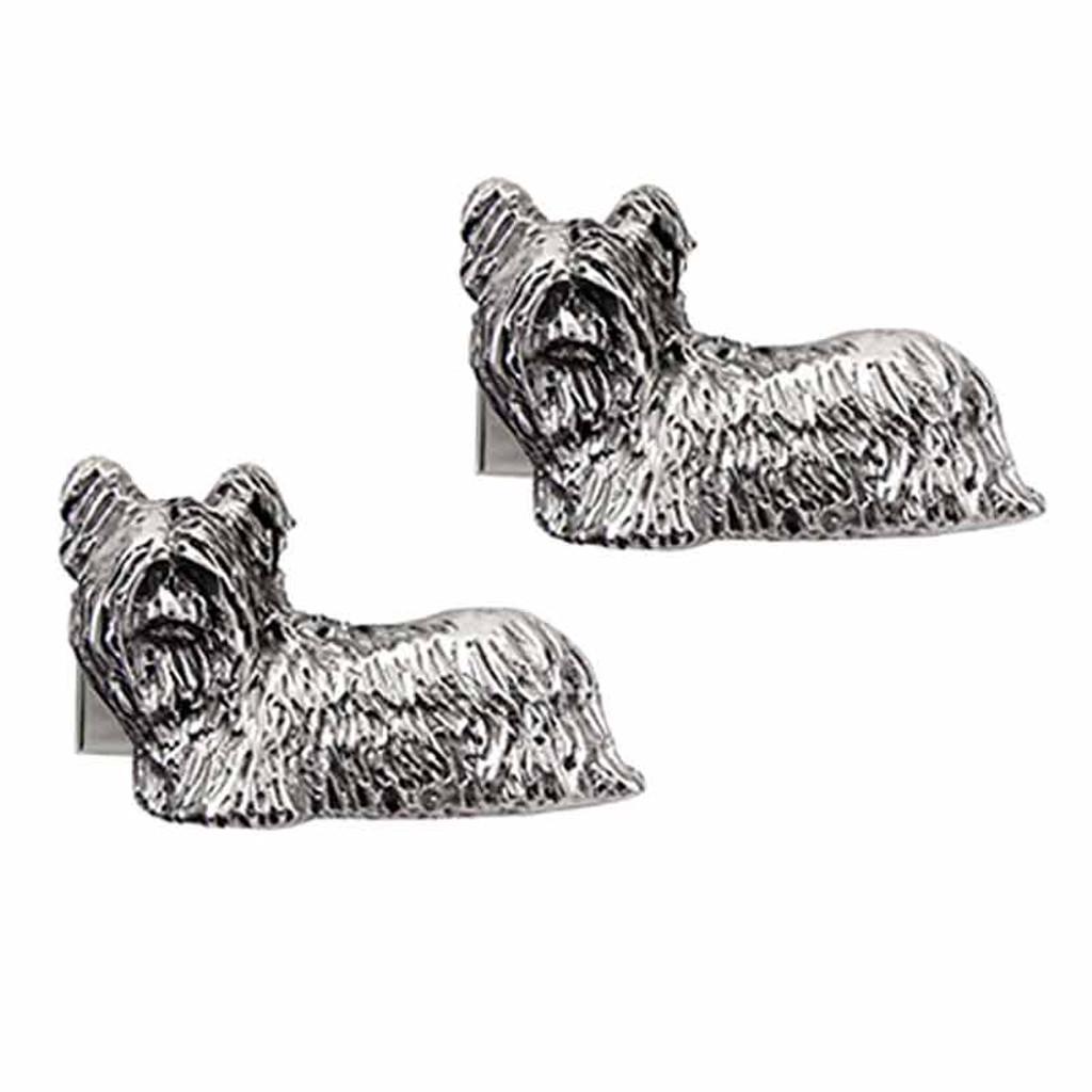 Skye Terrier Cufflinks