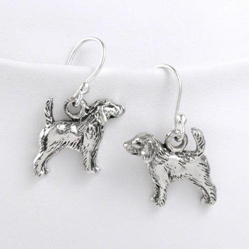 Beagle Hound Earrings