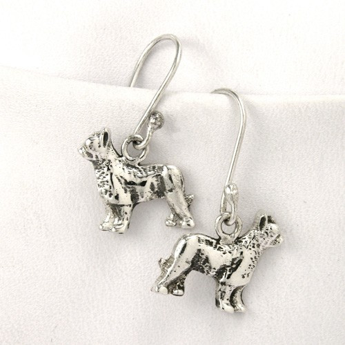 Briard Earrings