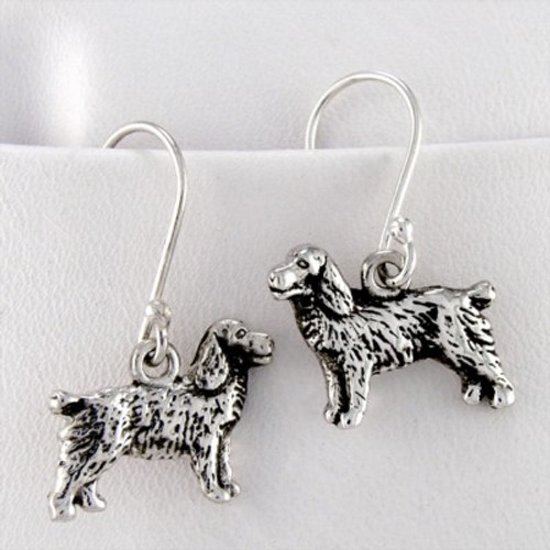 Field Spaniel Earrings