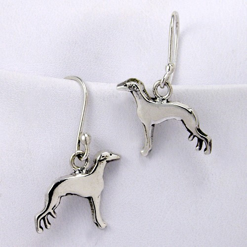 Greyhound Earrings