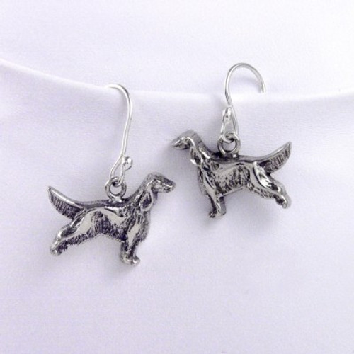 Irish / English Setter Earrings