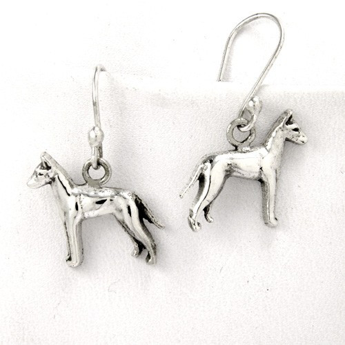 Manchester Terrier Earrings
