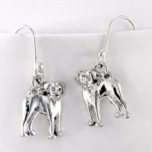 Puggle Earrings
