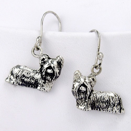 Skye Terrier Earrings