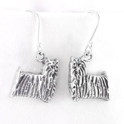 Yorkie Earrings