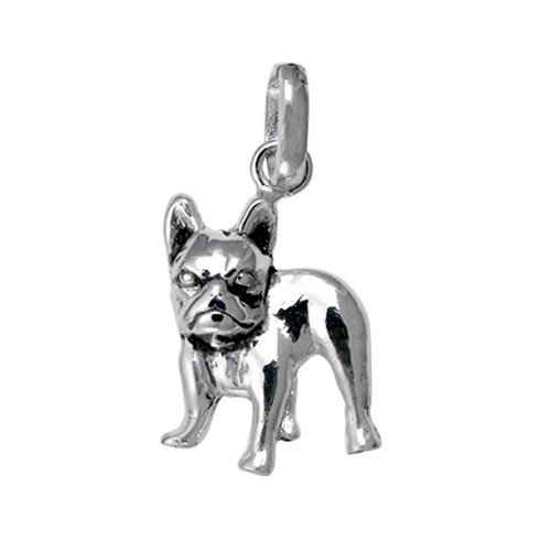 French Bulldog Medium Charm