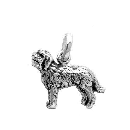 Goldendoodle Medium Charm
