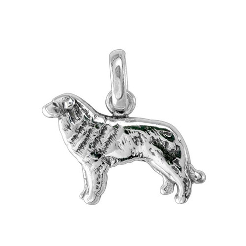 Great Pyrenees Medium Charm