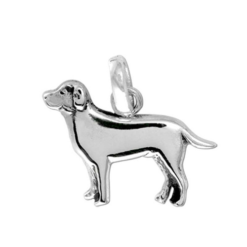 Labrador Retriever Medium Charm
