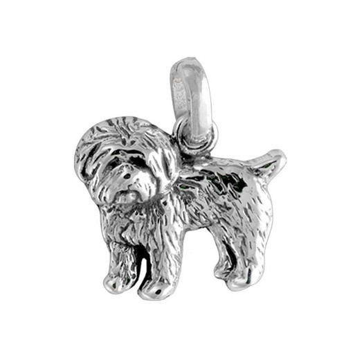 Maltipoo Medium Charm