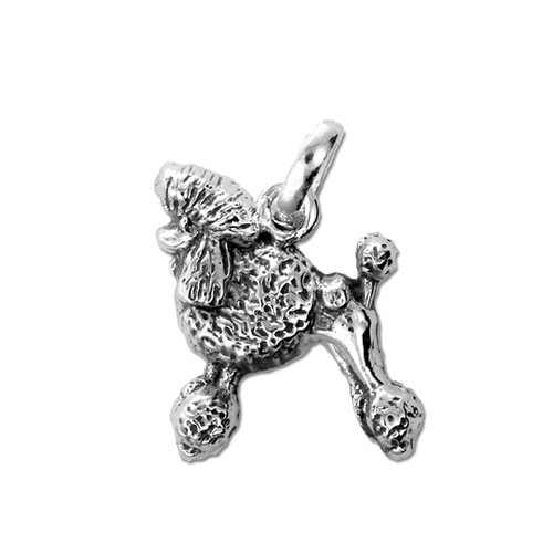 Poodle Show Cut Medium Charm