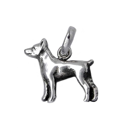 Rat Terrier Medium Charm