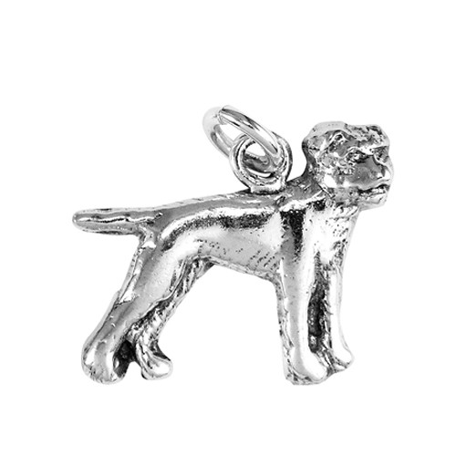 Border Terrier Small Charm
