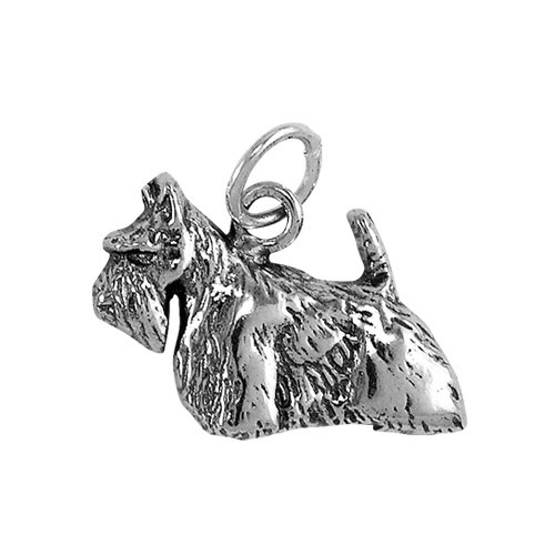 Scottish Terrier Small Charm