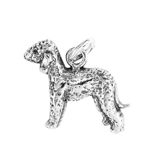 Bedlington Terrier Small Charm