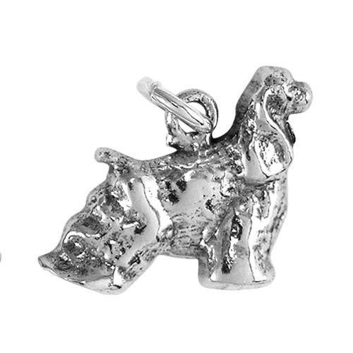 Cocker Spaniel Small Charm