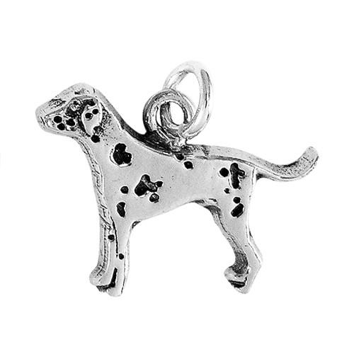 Dalmatian Small Charm