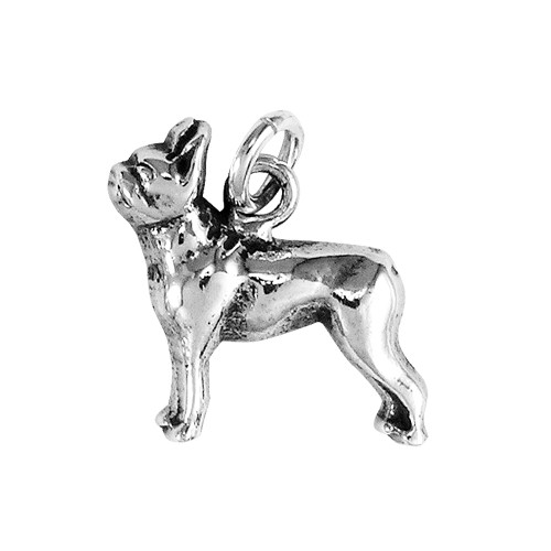 Boston Terrier Small Charm
