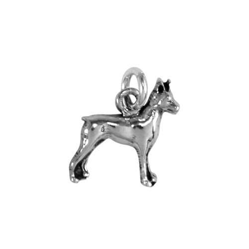Miniature Pinscher Small Charm