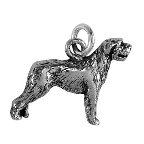 Irish Wolfhound Small Charm