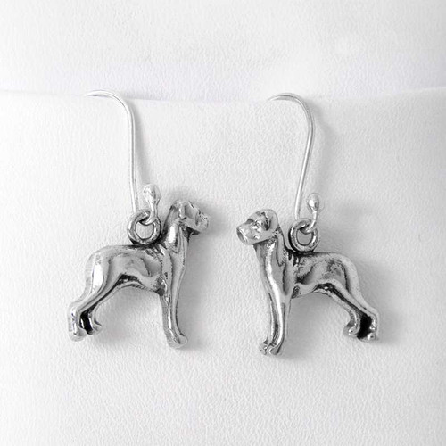 Great Dane Earrings - Flop Ear