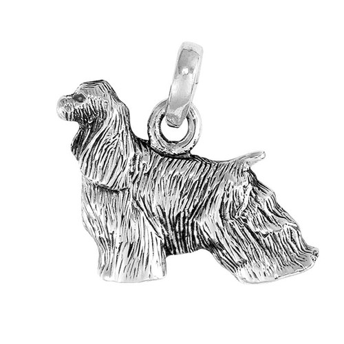 Cocker Spaniel Large Charm