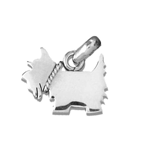 Scottie Logo Large Charm