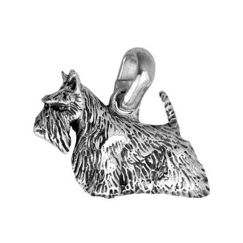 Scottish Terrier Large Charm