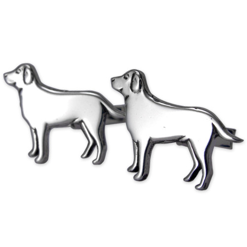 Labrador Retriever Cufflinks