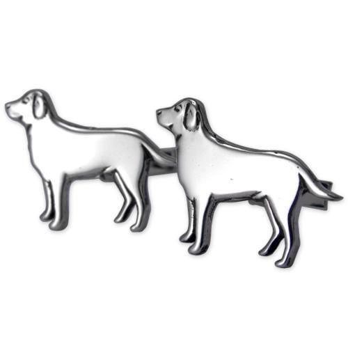 Labrador Retriever Cufflinks