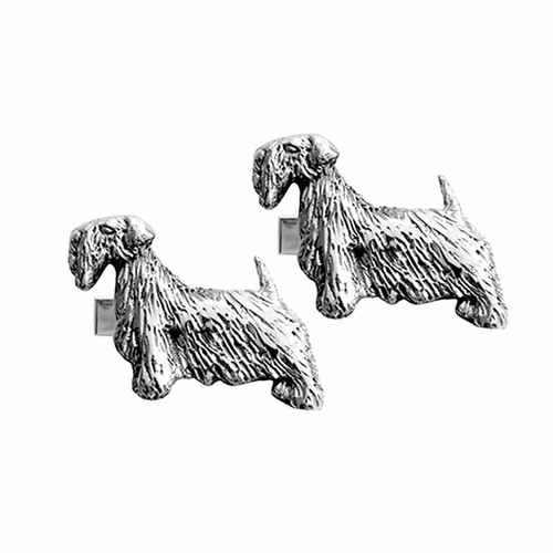 Sealyham Terrier Cufflinks