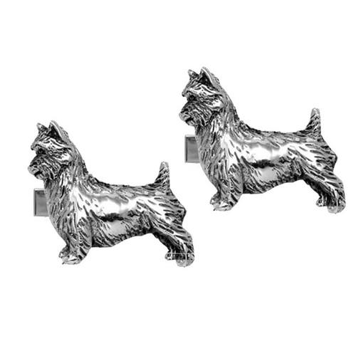 Australian Terrier Cufflinks