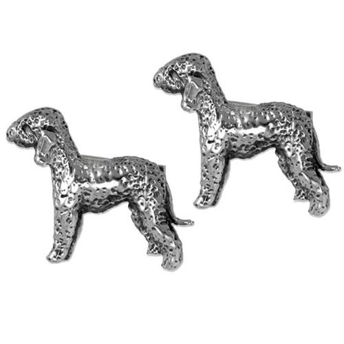 Bedlington Terrier Cufflinks