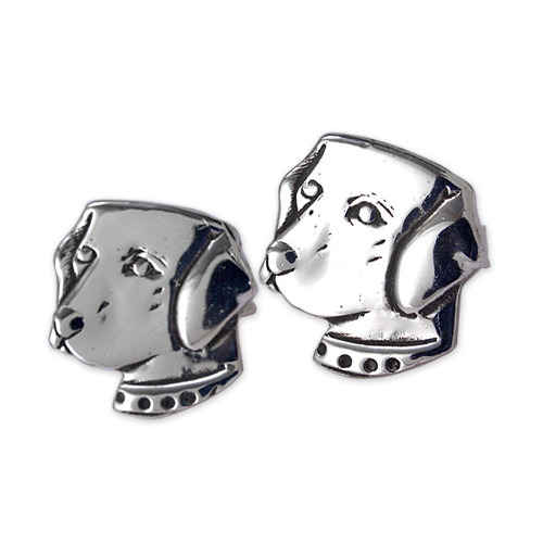 Labrador Head Cufflinks