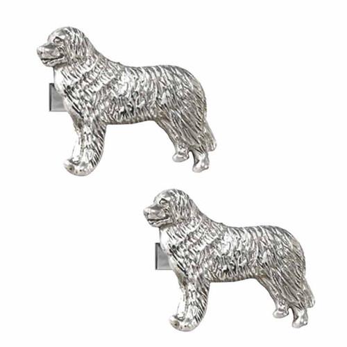 Bernese Mountain Dog Cufflinks