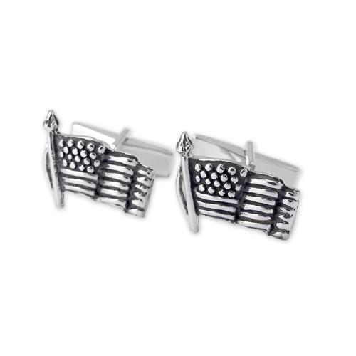 US Flag Cufflinks