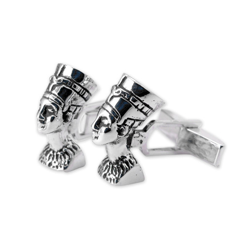 Nefertiti Cufflinks