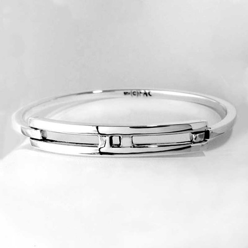Bangle Bracelet Double Top