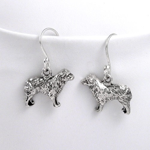 Australian Shepherd Earrings
