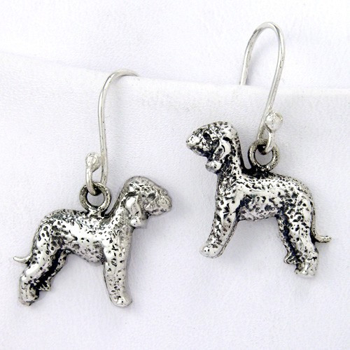 Bedlington Terrier Earrings